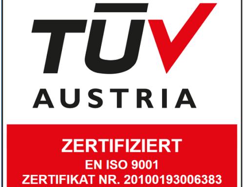 Interlingua erfolgreich nach EN ISO 9001:2015 zertifiziert
